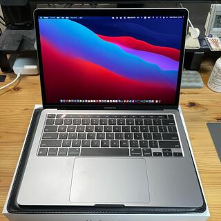 Mac (Apple) - 13インチMacBook Pro スペースグレイ M1チップ USキーボード