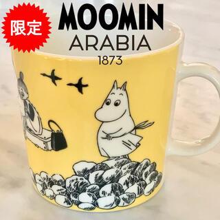 ARABIA - 新品未使用 Kシティマーケット50th ムーミン アラビア 限定復刻マグカップ