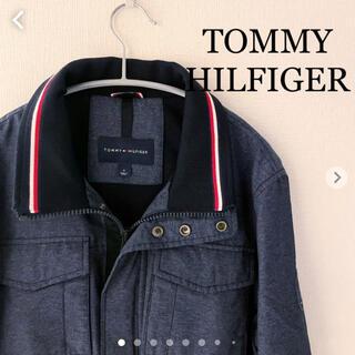 トミーヒルフィガー(TOMMY HILFIGER)のTOMMY HILFIGER トミーヒルフィガー 美品 ナイロンジャケット (ナイロンジャケット)