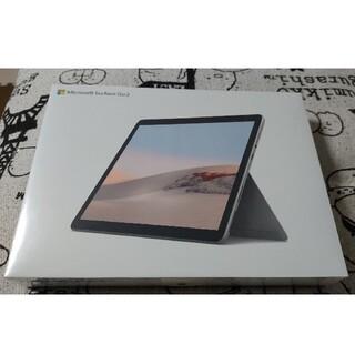 Microsoft - マイクロソフト Surface go2 64GBメモリ4GB STV-00012