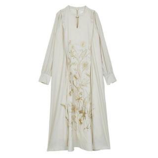 Ameri VINTAGE - Ameri VINTAGE MADELYN EMBROIDERY DRESS