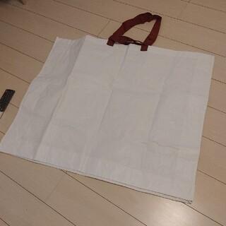 ムジルシリョウヒン(MUJI (無印良品))の無印良品 エコバッグ でかバック 袋 ビック(エコバッグ)