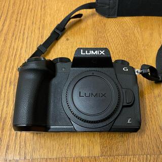 Panasonic - ミラーレス LUMIX G8 本体