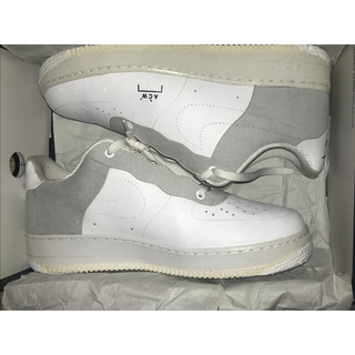 NIKE - NIKE A-COLD-WALL AIR FORCE 1 LOW