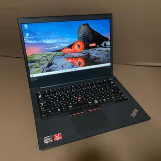Lenovo - ThinkPad E495 Ryzen5 RAM16GB SSD256GB