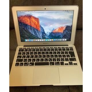 Mac (Apple) - 超美品!MacBook Air 11インチ (Core i5/128GB/4GB