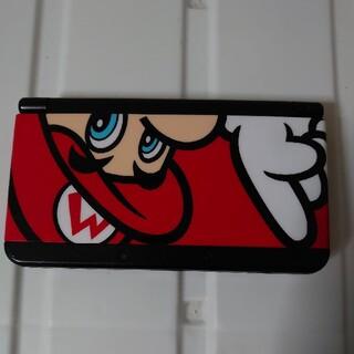 ニンテンドー3DS - Nintendo NEW ニンテンドー 3DS マリオプレート
