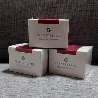 タイショウセイヤク(大正製薬)の大正製薬 トリニティーラインジェルクリーム 80g×3個(オールインワン化粧品)