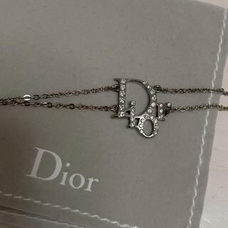 クリスチャンディオール(Christian Dior)のディオール💓ロゴブレスレット(ブレスレット/バングル)
