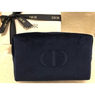 ディオール(Dior)のDior ディオール  クリスマス2021限定ノベルティ  ポーチ(メイクボックス)