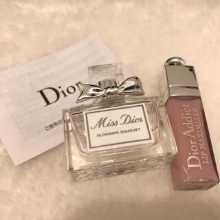 ディオール(Dior)のクリスチャン・ディオールクリスマスオファー2021 ノベルティ(その他)