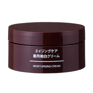 MUJI (無印良品) - エイジングケア薬用美白クリーム 45g