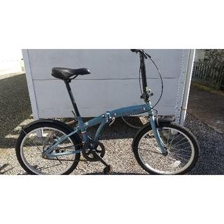 直接引取 TRADEA ITALIAN GUARDIAN/20インチ折畳み自転車
