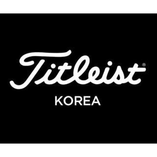 Titleist - 再入荷☆Titleist golf☆ タイトリスト韓国 リブ素材 長袖