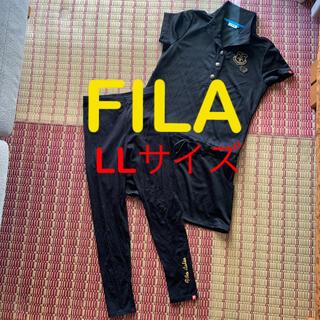 フィラ(FILA)のフィラ ゴルフウェア レディース 大きいサイズ(ウエア)