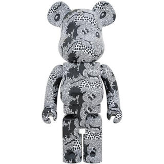 MEDICOM TOY - ベアブリック  Keith Haring Mickey Mouse1000%