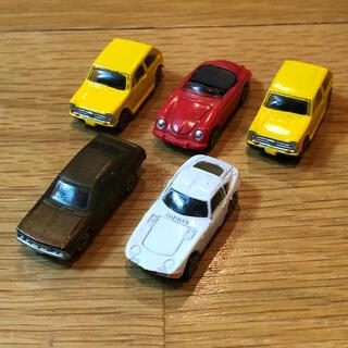 トミー(TOMMY)のyujin トミー  ミニカー5台セット(ミニカー)