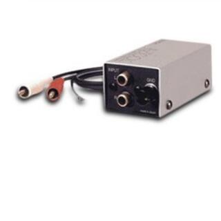 デノン(DENON)のDENON MCカートリッジ昇圧トランス AU-300LC(変圧器/アダプター)