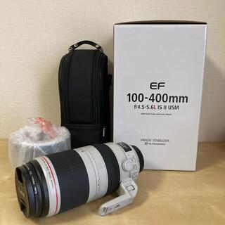Canon - 美品 Canon EF100-400mm F4.5-5.6L IS II USM