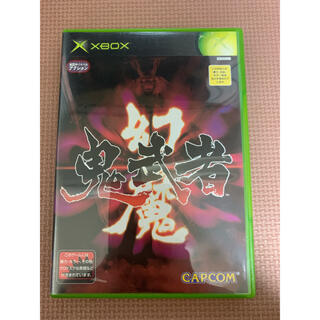 Xbox - XBOX エックスボックス 幻魔 鬼武者 レトロ レトロゲーム