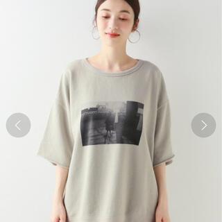 FRAMeWORK - フレームワーク、フォトプリントTシャツ