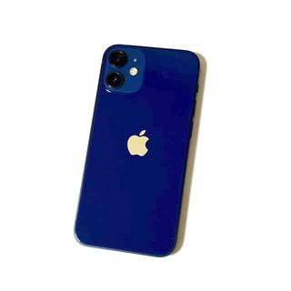 iPhone - iPhone12 mini ブルー 128GB SIMフリー
