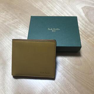 Paul Smith - 超美品♡ポールスミス 二つ折り財布 メンズ マルチストライプ