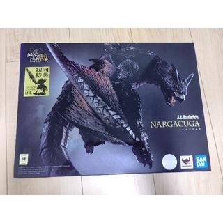 カプコン(CAPCOM)のS.H.MonsterArts ナルガクルガ 『モンスターハンターワールド:ア…(ゲームキャラクター)