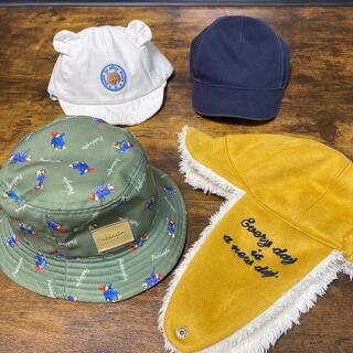 ブリーズ(BREEZE)の44cm〜46cm BREEZEなどの帽子4点セット(帽子)