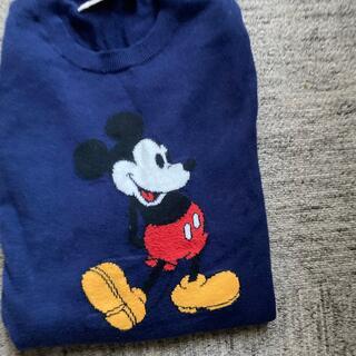 ユニクロ(UNIQLO)のセーター mickey(ニット)