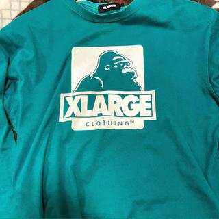 XLARGE - XLARGE ロンT 限定品
