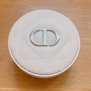 Dior - ディオール クッションパウダー ラベンダー