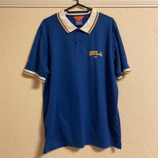 ビームス(BEAMS)のBEAMSGOLF×UCLA コラボポロシャツ ブルー L(ウエア)