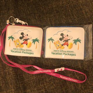 Disney - ディズニーリゾート バケーションパッケージ パスケース