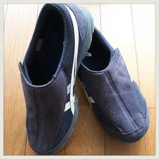 アシックス(asics)の美品 asics アシックス  ライフウォーカー  スニーカー 靴  24.5 (スニーカー)
