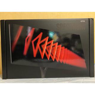 EVE Spectrum ゲーミングモニター 4K 144Hz IPS