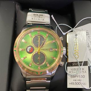 セイコー(SEIKO)のセイコー セレクション ポケモンスペシャルフシギバナ SBPY160限定700本(腕時計(アナログ))