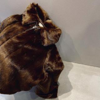 トゥデイフル(TODAYFUL)の2020 leinwande ファーコート(毛皮/ファーコート)