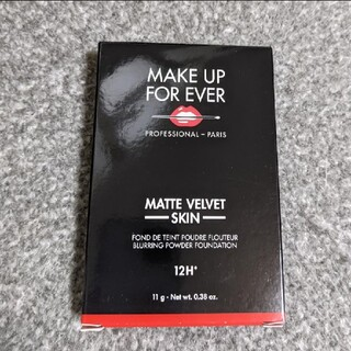MAKE UP FOR EVER - メイクアップフォーエバーマットベルベットスキンY215