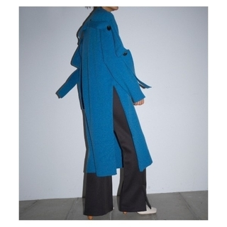 LE CIEL BLEU - LE CIEL BLEU💙新品未使用 Asymmetry Knit Dress