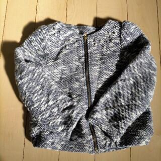 ジーユー(GU)のツィードジャケット(ジャケット/上着)