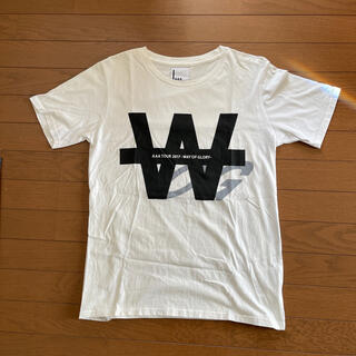 AAA tour 2017 -way of glory.  Tシャツ