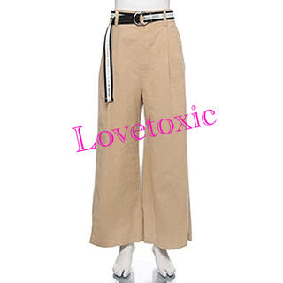 lovetoxic - ワイドパンツ