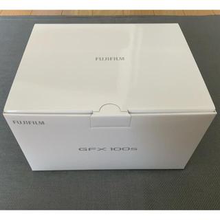 富士フイルム - 美品 FUJIFILM (フジフイルム) GFX 100S ボディ です。