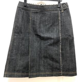 バーバリー(BURBERRY)のバーバリーロンドン ロングスカート 42 XL(ロングスカート)