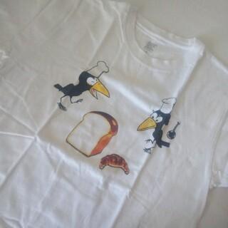 Design Tshirts Store graniph - Tシャツ 絵本からすのぱんやさん グラニフ