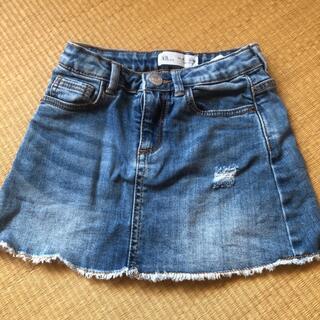 ザラキッズ(ZARA KIDS)のZARA kids 110 スカート(スカート)