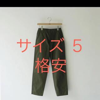 COMOLI - CIOTA シオタ ベイカーパンツ サイズ5