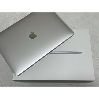 Mac (Apple) - MacBook Air 2020 M1 シルバー 美品