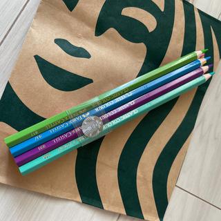 Starbucks Coffee - スターバックス 海外限定 ファーバーカステル社製  色鉛筆 7本